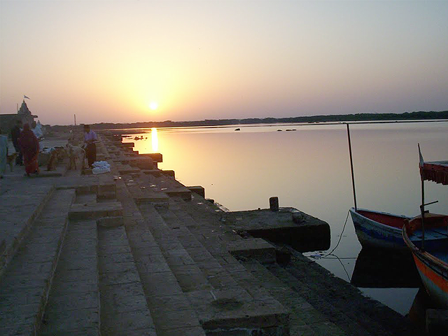 Triveni Ghat, Somnath