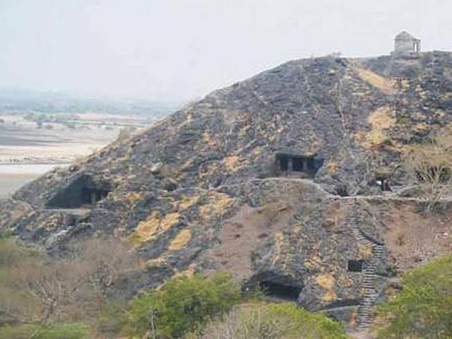Panch Pandav Gufa, Somnath