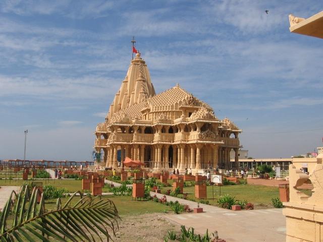Somnath Jyortirling Temple