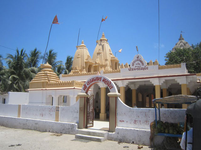 Kamnath Mahadev Temple