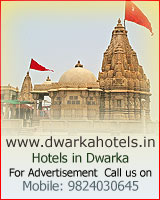 Dwarka - About Hotels In Dwarka