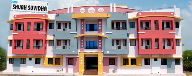 Hotel Shubh Suvidha welcomes you in Somnath